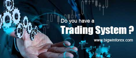 Do you have a trading system ?